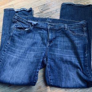 Old Navy Diva jeans pants size 18 regular